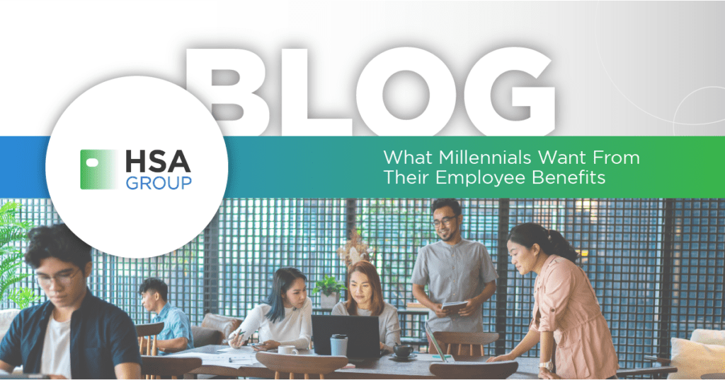 What Millennials Want From Their Employee Benefits